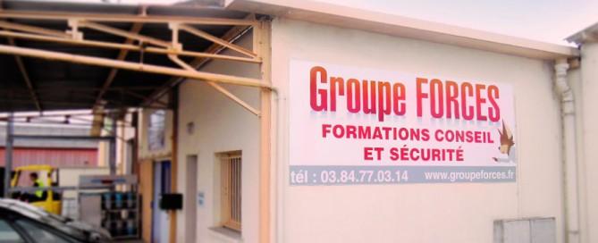 Formation sécurité à Vesoul