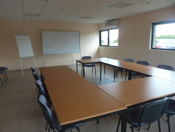 bureaux pour formation sécurité à Mâcon