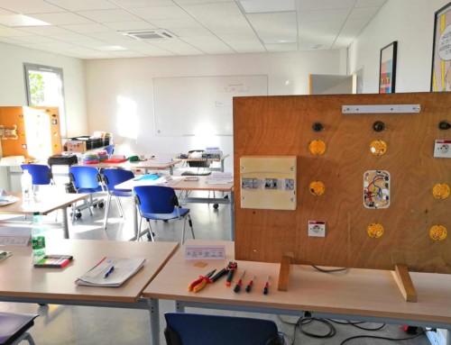 Formation technique en électricité