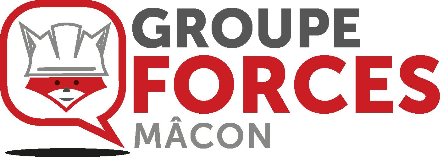 logo GroupeForces agence 71000 Mâcon