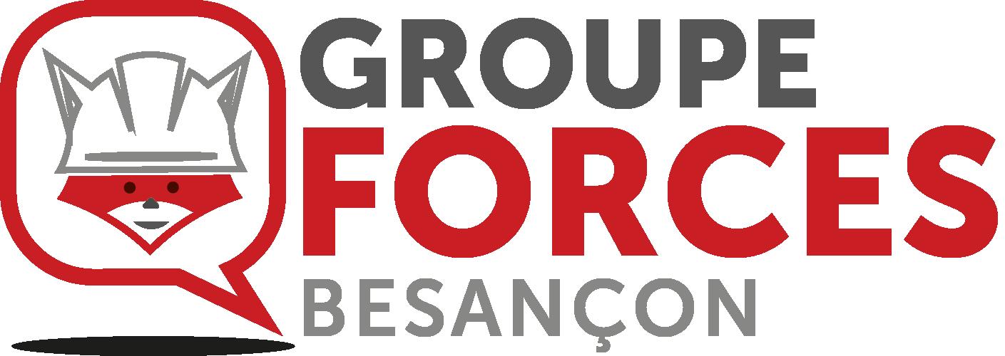 logo GroupeForces agence 25000 Besançon