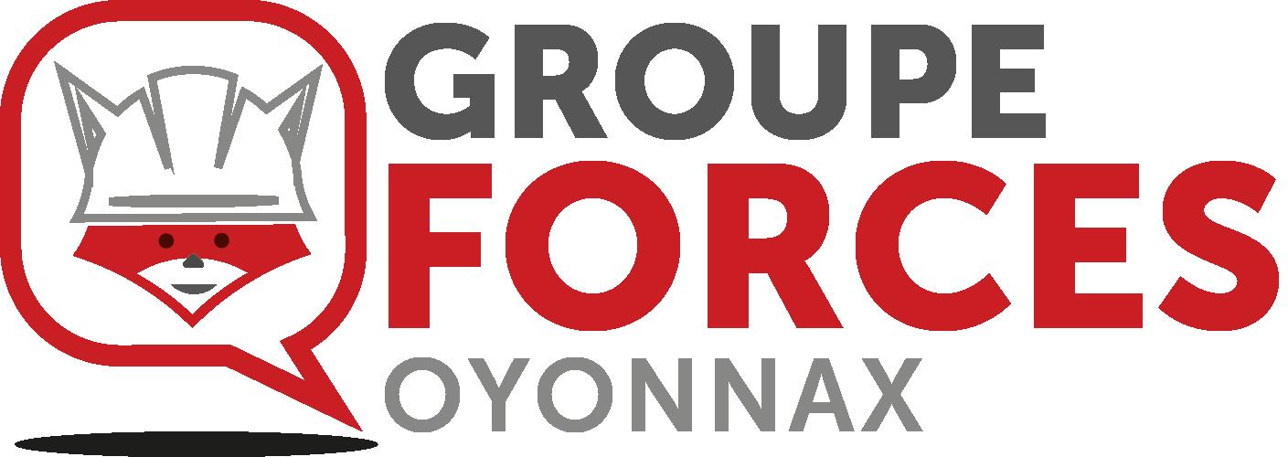 logo GroupeForces agence 01100 Oyonnax