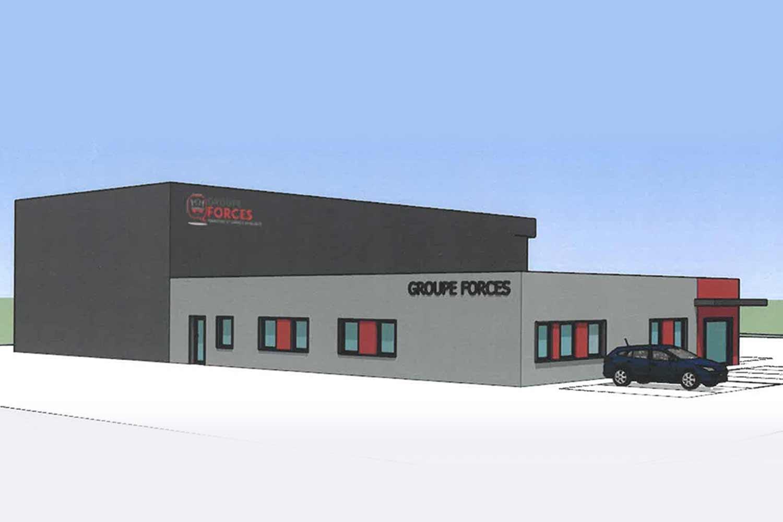 Bientôt un nouveau centre de formation sécurité à Besançon